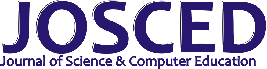 Journal of Science & Computer Education