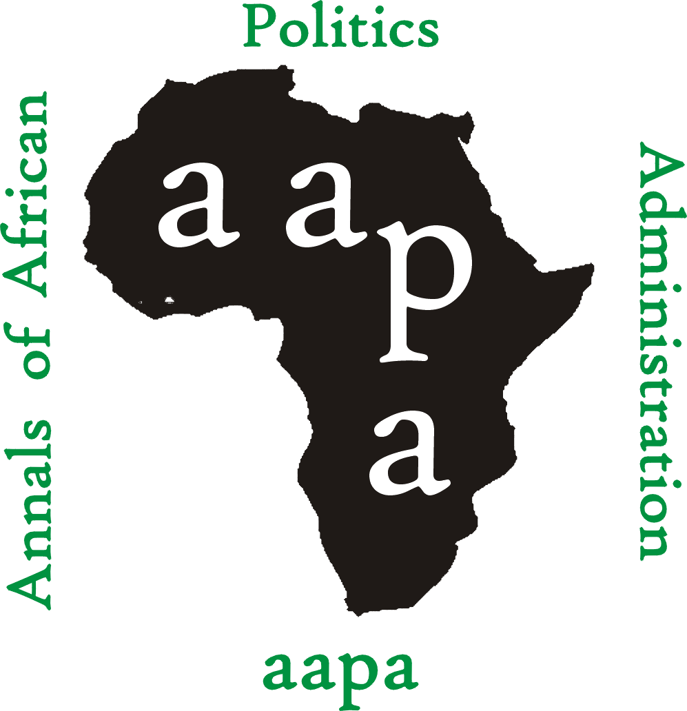 Annals of African Politics and Administration